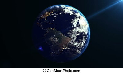 quot;Earth Rotation in Spacequot; - Earth Rotation in Space...