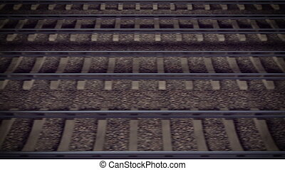 quot;Looping Train Track Journeyquot; - Looping Train Track...