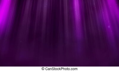 quot;Abstract Purple light ray wall backgroundquot; -...
