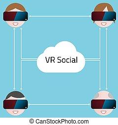 Virtual Reality - Future virtual reality theme work