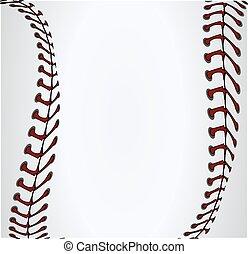 background baseball laces - Background baseball laces,...