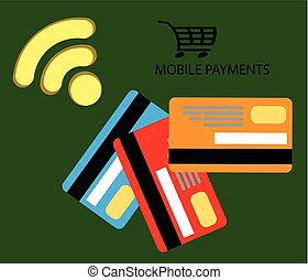 Mobile payments smartphone NFC - Mobile payments and...