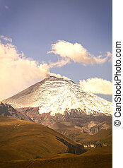 Cotopaxi Volcano, Also Called Neck Of The Moon - Cotopaxi...
