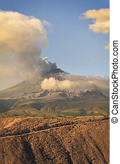 Cotopaxi Day Explosion - Cotopaxi Volcano Violent Day...