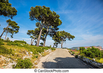 National Park Calanques in Provence - National Park...