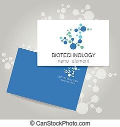 biotechnology nano logo - Biotechnology Presentation of...