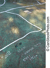 Green location map - The green cement location map for...