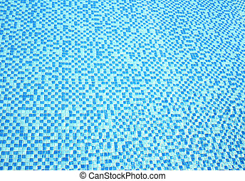 Water in pool