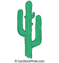 cactus cartoon illustration