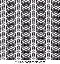 Seamless tire track background - Gray tire track background...