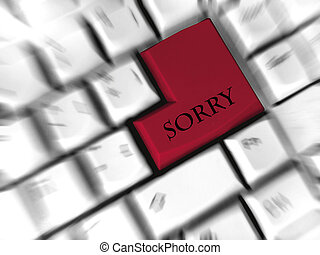 sorry - enter sign - Replaced enter sign at keyboard