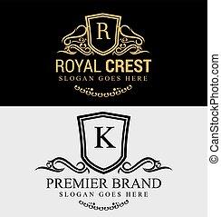 Royal Brand Logos