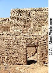 traditional omani architecture - traditional Omani stone...