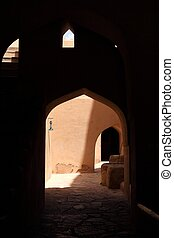 traditional omani architecture