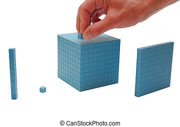 Pieces of MAB Blocks