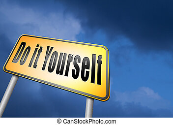 do it yourself self development - do it yourself, self...