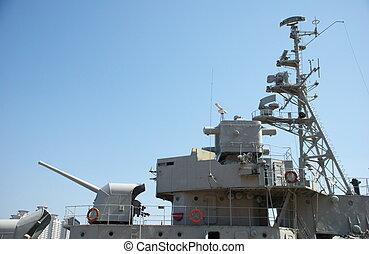 warship - modern warship