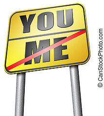 youn me or us - mariage crisis or differences leading to...