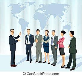 Vortrag vor Weltkarteeps - Consulting and lecturing,...