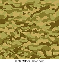 Seamless vector square background camouflage pattern in the...
