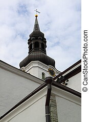 Dome Church / St. Mary\'s Church , Tallinn, Estonia