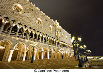 it is a building of europe style in macau