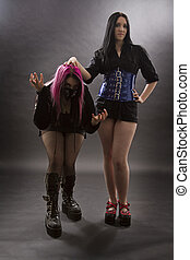 Slave and master