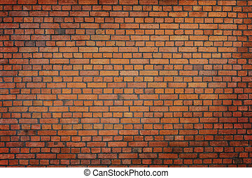 Red brick wall texture - Brick wall background for the...