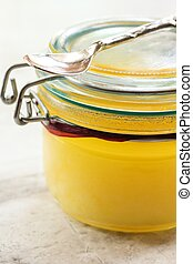 Ghee / Clarified butter - Ghee or clarified butter - common...
