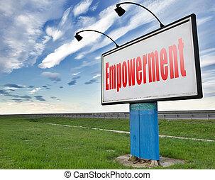empowerment,