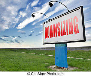 downsizing - Downsizing firing workers jobs cuts job loss...