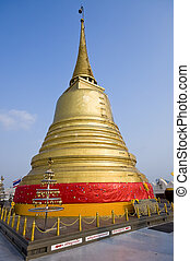 Golden Mount in Bangkok
