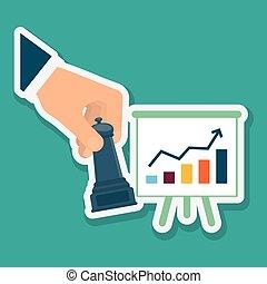 Solutions vector illustration