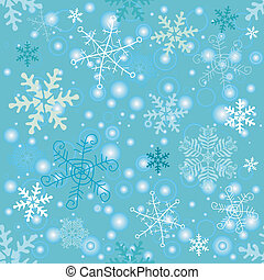 Seamless pastel christmas pattern
