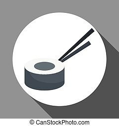 chinese culture design over white background, vector...