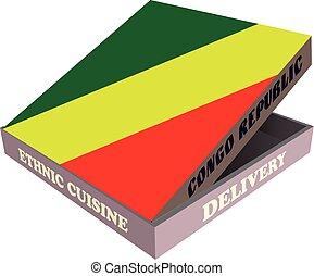 Ethnic cuisine Congo Republic - Delivery, Ethnic cuisine...