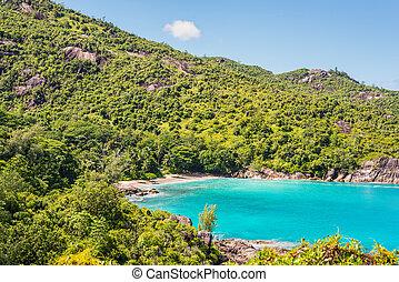 Fantastic Anse Major Beach - Mahe Island, Seychelles - Anse...