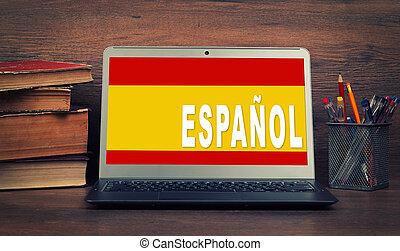 概念, 学びなさい, スペイン語