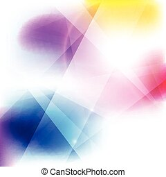 abstract art background - Beautiful vector abstract colorful...