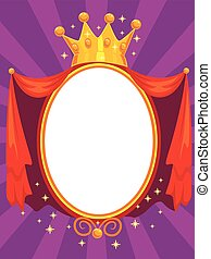 Elegant Magic Mirror