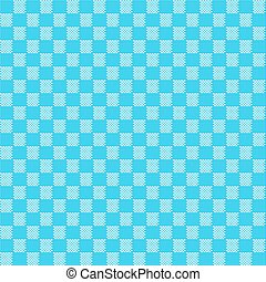blue seamless fabric texture pattern