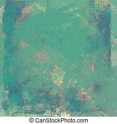 Art grunge background or vintage style texture with retro...