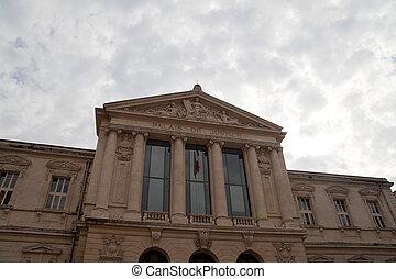 Nice Justice Building