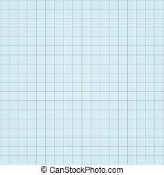 Graph paper, seamless. - Graph paper - seamless. Vector...