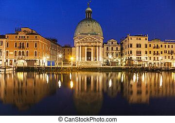 canal,  San, flautín, magnífico,  simeone, iglesia
