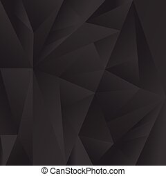 Black vector abstract background.