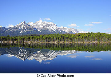Herbert Lake Banff National Park Canada