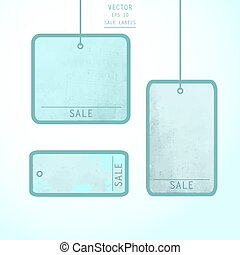 Grunge selling cards