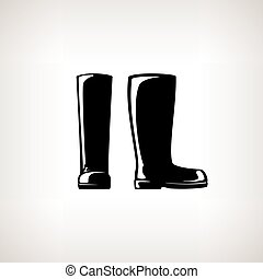 Silhouette Working Rubber Boots - Working Rubber Boots for...
