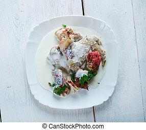 Yogurt Chicken Casserole